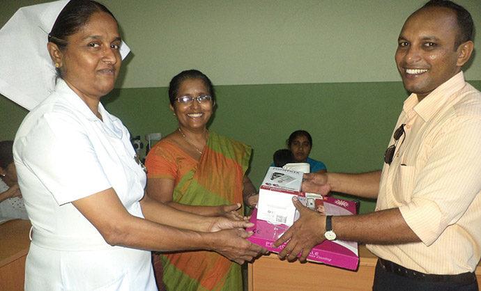 Hilfe für Krankenhäuser